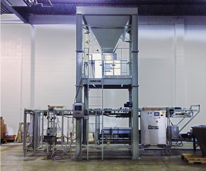 2015 – U.S. Salt opens a bagging facility in Bloomington, MN. This facility has two high speed bagging lines and an automated jug filling line for producing various types of salt products.