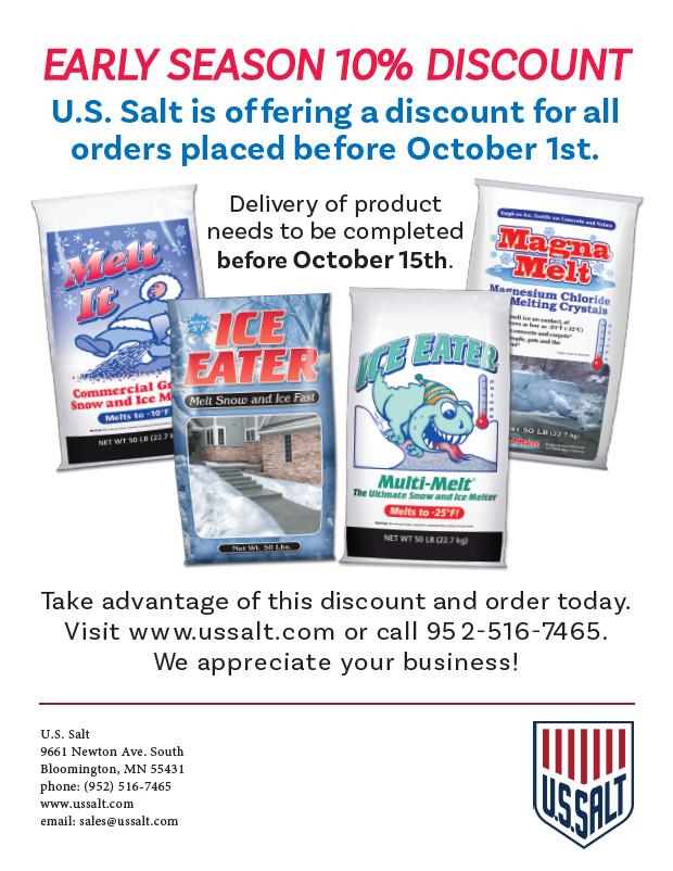 U S  Salt – Bulk, Bagged & Liquid Salt Products